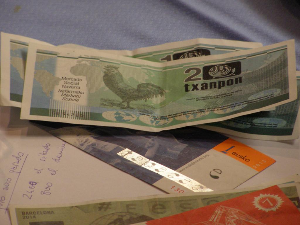 Billetes con valor social