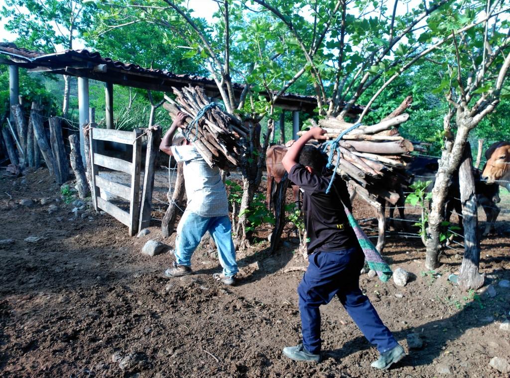 Campesinos El Salvador