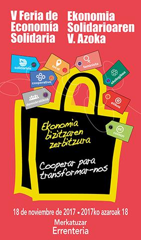 Cartel-V-Feria Economía Solidaria
