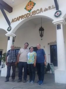 El Salvador ACAPRODUSCA
