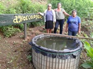 Nicaragua mujeres agroecología