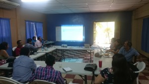 Nicaragua reunión