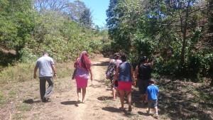 Mujeres en la comunidad Santa Julia, Nicaragua.